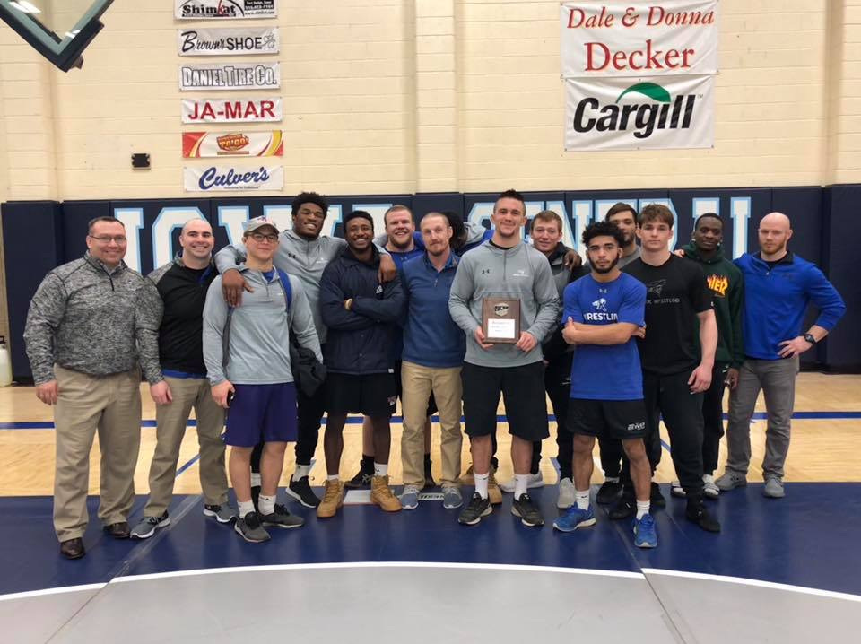 Reiver Wrestling Qualifies All 10 to NJCAA Nationals
