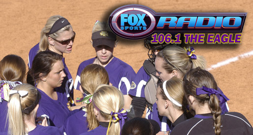 Softball games to be broadcast on 106.1 FM The Eagle