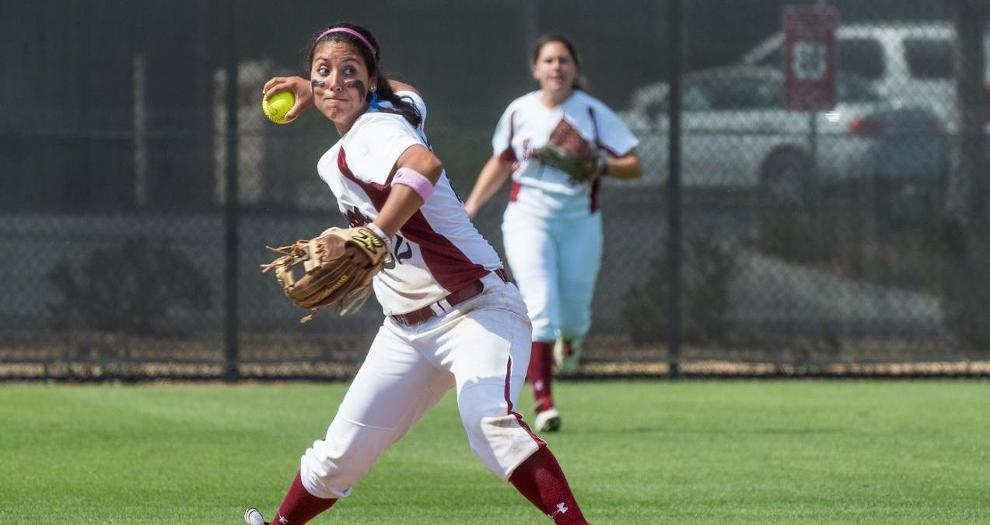 Casandra Padilla Loves Playing Softball at SCU