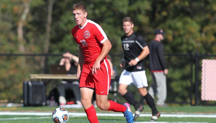 Men's Soccer Falls at NCAA DIII #22 John Carroll