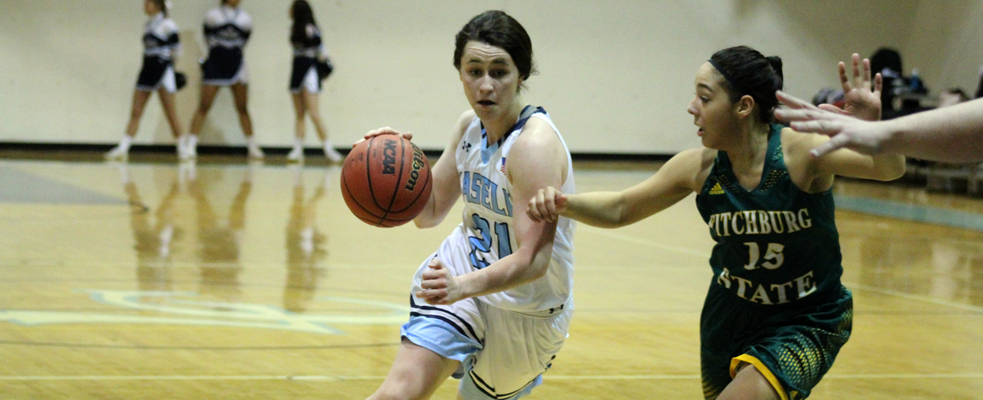 Women's Basketball Drops Non-Conference Game to Fitchburg State 69-63