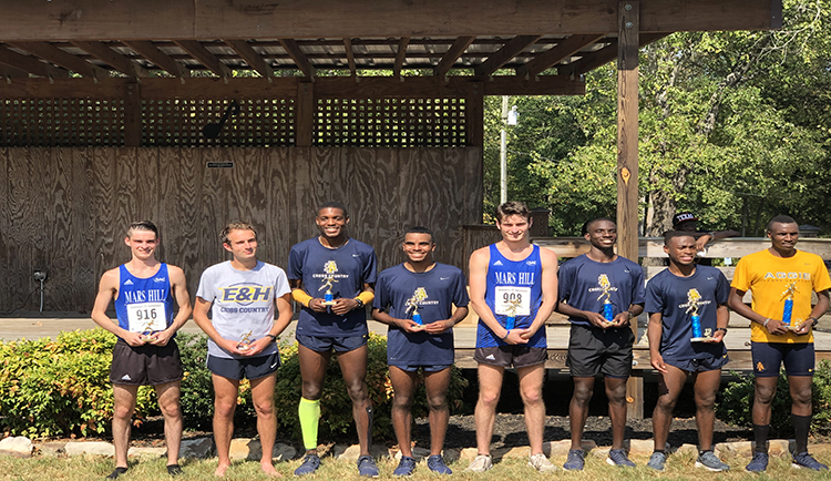 Lions place second overall at Greensboro XC Invitational