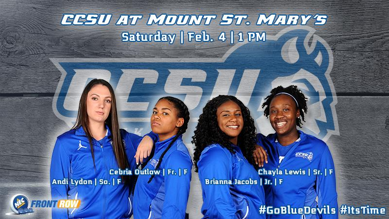 Women's Hoops' Begin Four-Game Road Series At The Mount Saturday