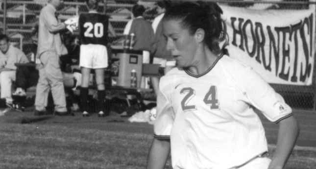 Hall of Fame Spotlight - Kristen Kowit '01
