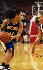 UCSB Comes Roaring Back To Defeat USC 69-63 In Overtime