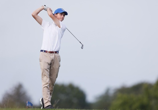 GOLF FINISHES 8TH AT GNAC CHAMPIONSHIP