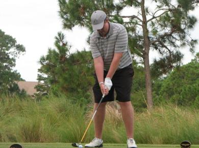 Men's Golf in Second Place After Day 1 of Royal Lakes/Oglethorpe Fall Invitational