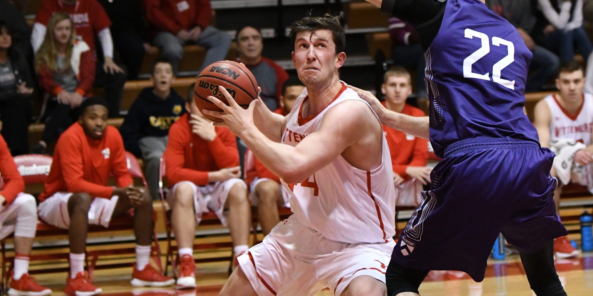 #3 Wittenberg Hoops 21-0 After 77-56 Win at Oberlin