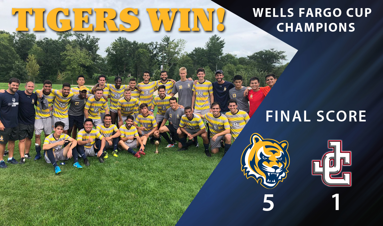 Tigers Bring Home Wells Fargo Cup
