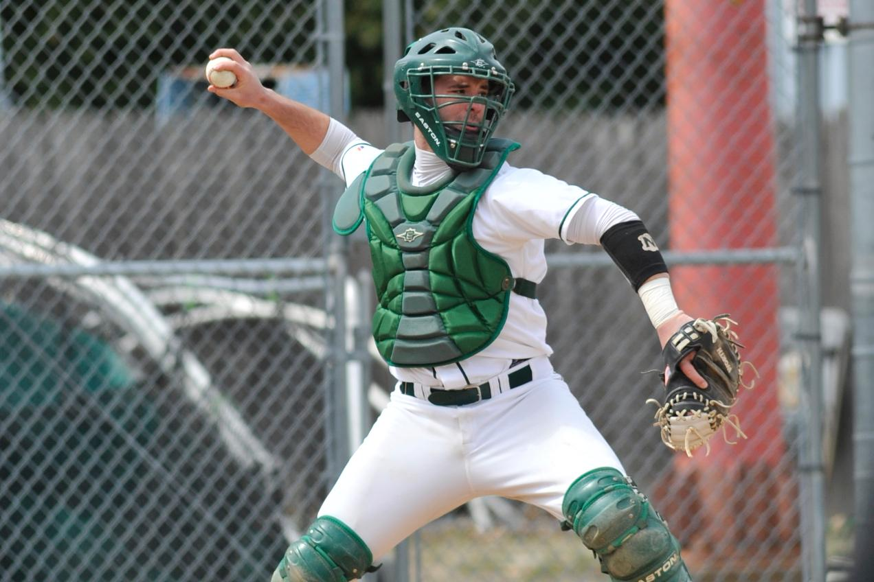 Baseball's Rally Falls Short Against Mitchell College, 8-4