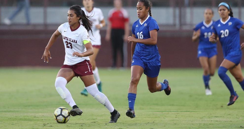 Road Trips Concludes for Women's Soccer Monday at Seattle