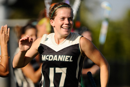Smith scores twice to lead McDaniel to 3-1 win at Franklin & Marshall