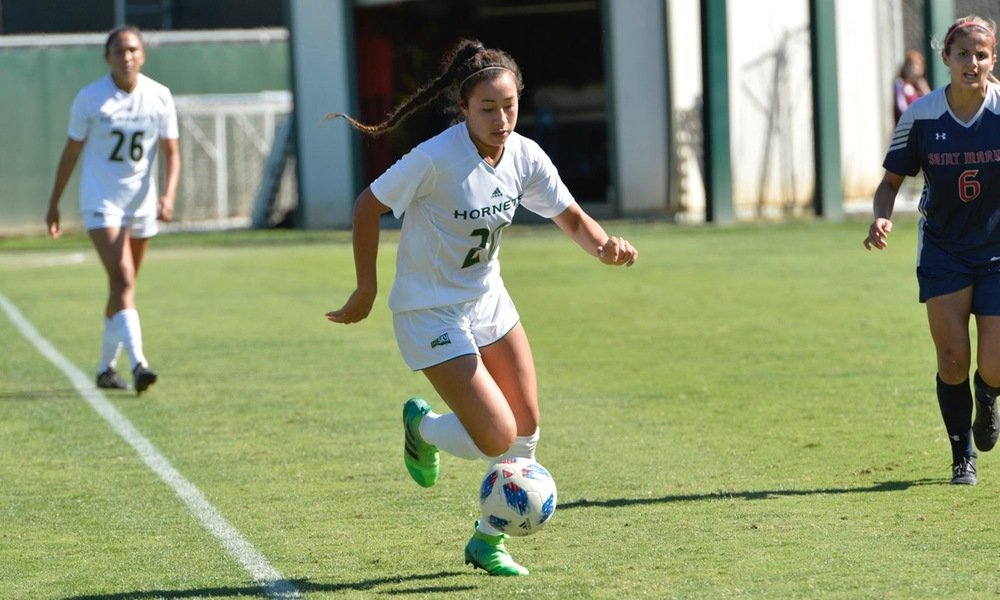 WOMEN'S SOCCER RETURNS TO SACRAMENTO TO HOST IDAHO STATE, WEBER STATE