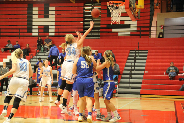 Lady Royals grind out 58-53 win over No. 3 Northland