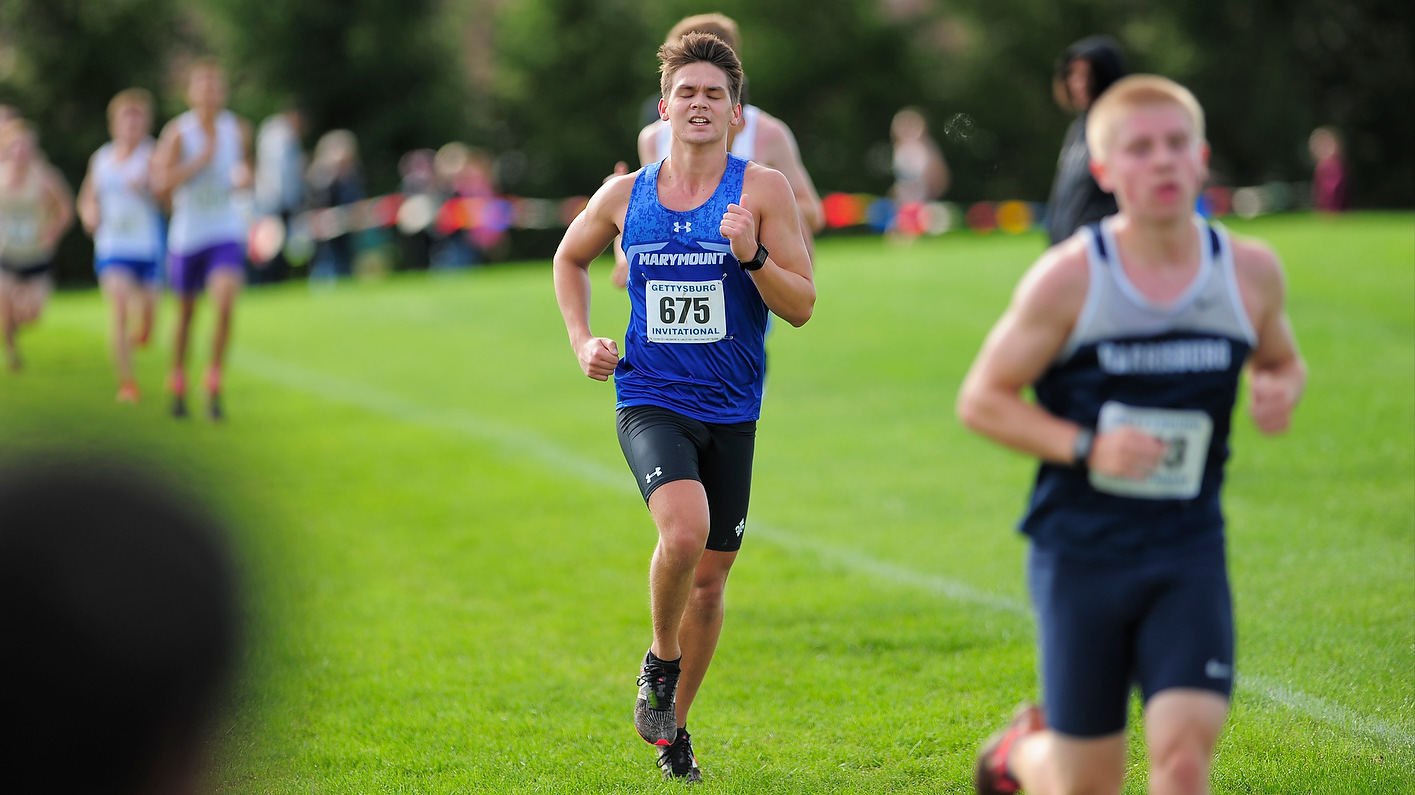 Men's Cross Country Grabs Second At Shannon Henretty