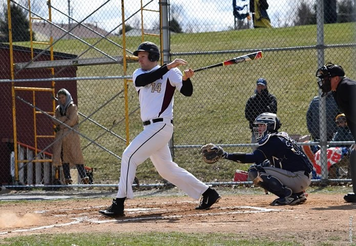 EC baseball's future stars on display in victory over Robert Morris-Peoria
