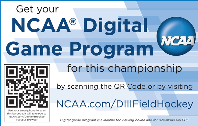 NCAA Field Hockey Programs Available Online