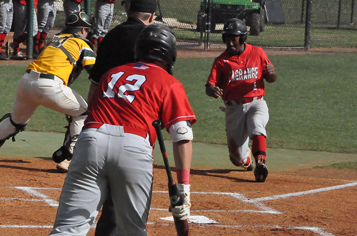 Baseball: Panthers roar back to beat Methodist in 10 innings