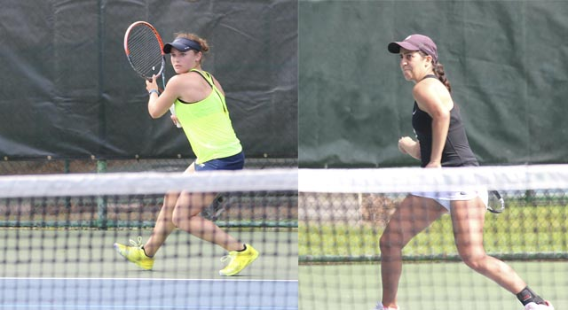 UAA Announces 2017 Women's Tennis All-Association Team; Bridget Harding of Emory and Marjorie Antohi of Chicago Earn Individual Honors
