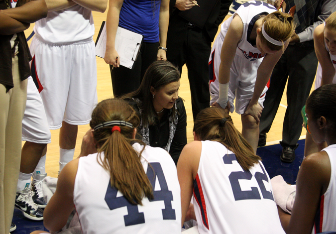 Belmont women's basketball team