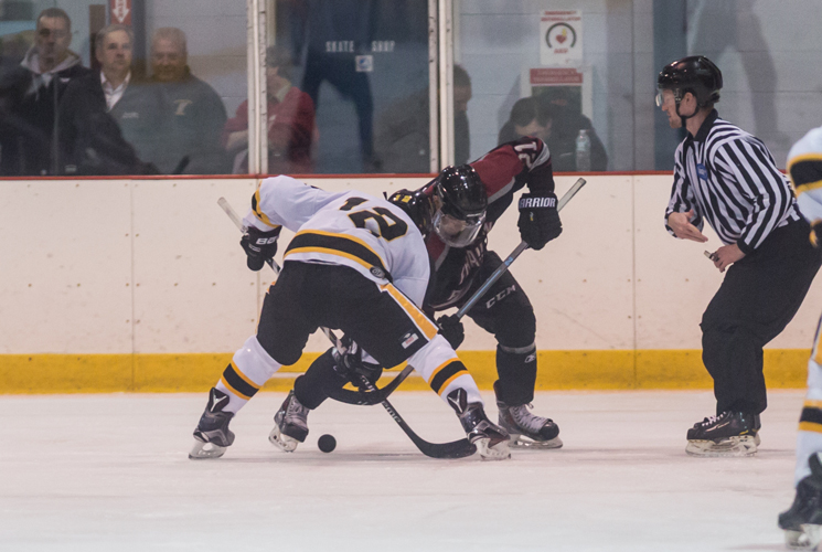 Ice Hockey Blanked at Fitchburg State