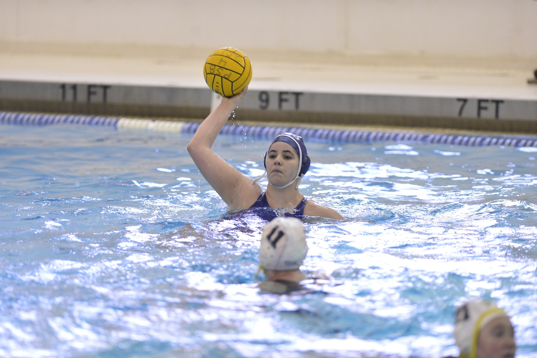 Water Polo Finishes Weekend at CWPA Regional 2