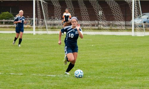 Lasell Cruises Past Suffolk 4-0