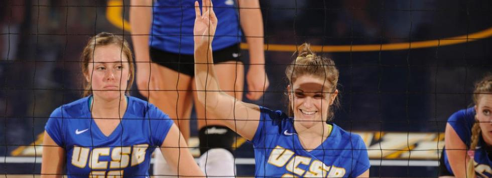 Gauchos Rally to Beat Pacific in Five