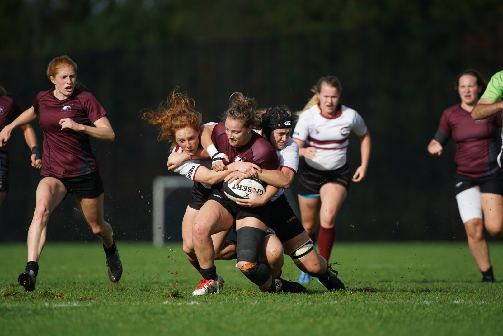 2016 women's rugby championship 5TH PLACE: Stingers earn fifth place with character victory over Marauders