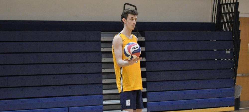 Men's Volleyball Beaten by Bulldogs in Regular Season Finale