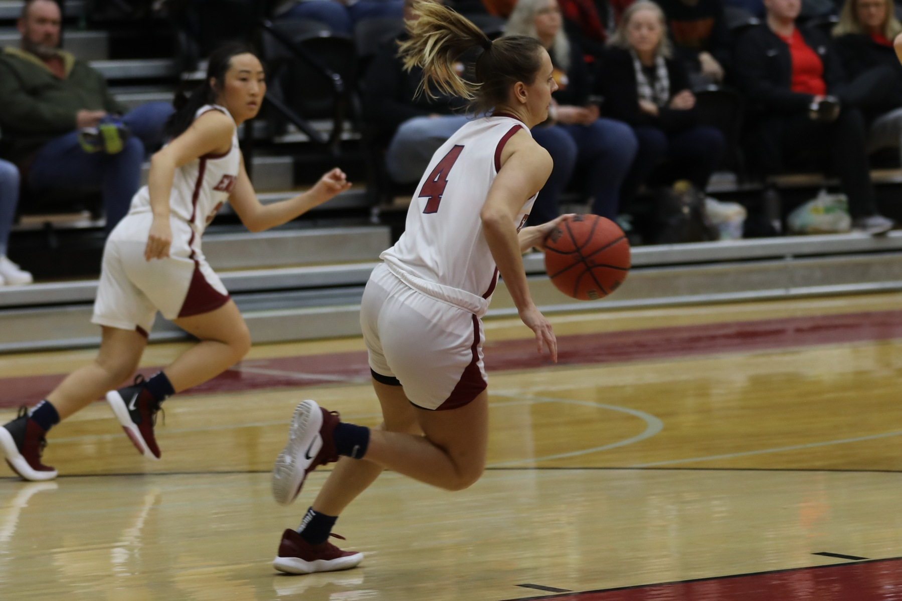 Lions Down SWU, 66-47