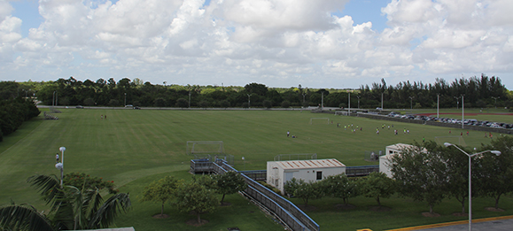 Miami Dade College Soccer Fields