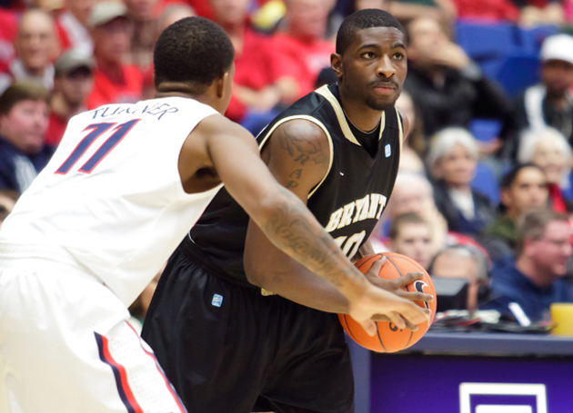 Bryant edged out by Mount, 64-60
