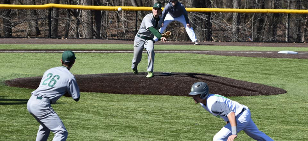 Hornet baseball splits with Husson to open NAC play