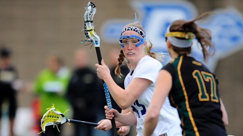 Tuesday's Women's Lacrosse Game Moved to 4 PM