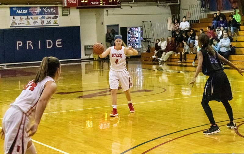 Women's Basketball Falls to #12 Jefferson University at Home