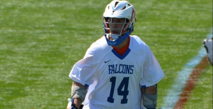 Dahms, Wladyka score two goals; Men's Lacrosse falls at Ohio Wesleyan
