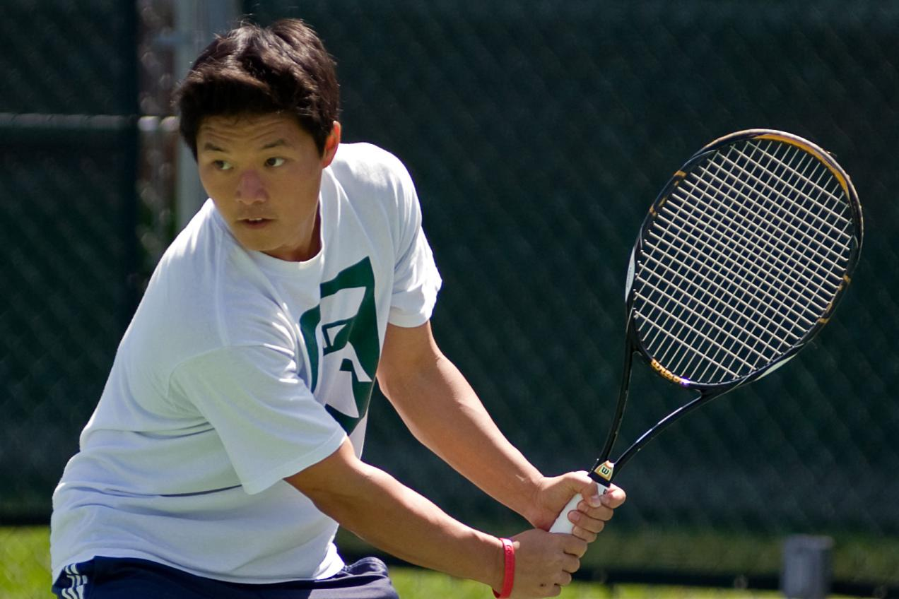 Eagles Seeded Fifth in Food Lion SAC Tennis Tournament