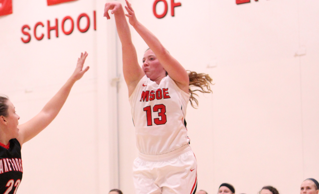Women's Basketball Rolls Past MBU For 4th-Straight Win