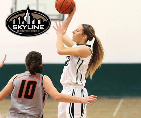 Sage's Gen Schoff Named Skyline Co-Player of the Week