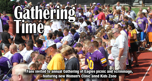 CAMP NOTEBOOK: New special features to highlight 2013 Gathering of Eagles