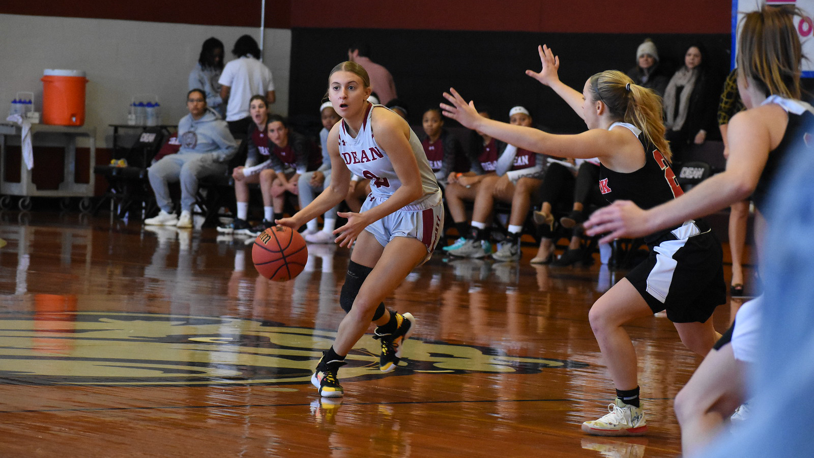 Smith College Upends Women's Basketball, 79-33