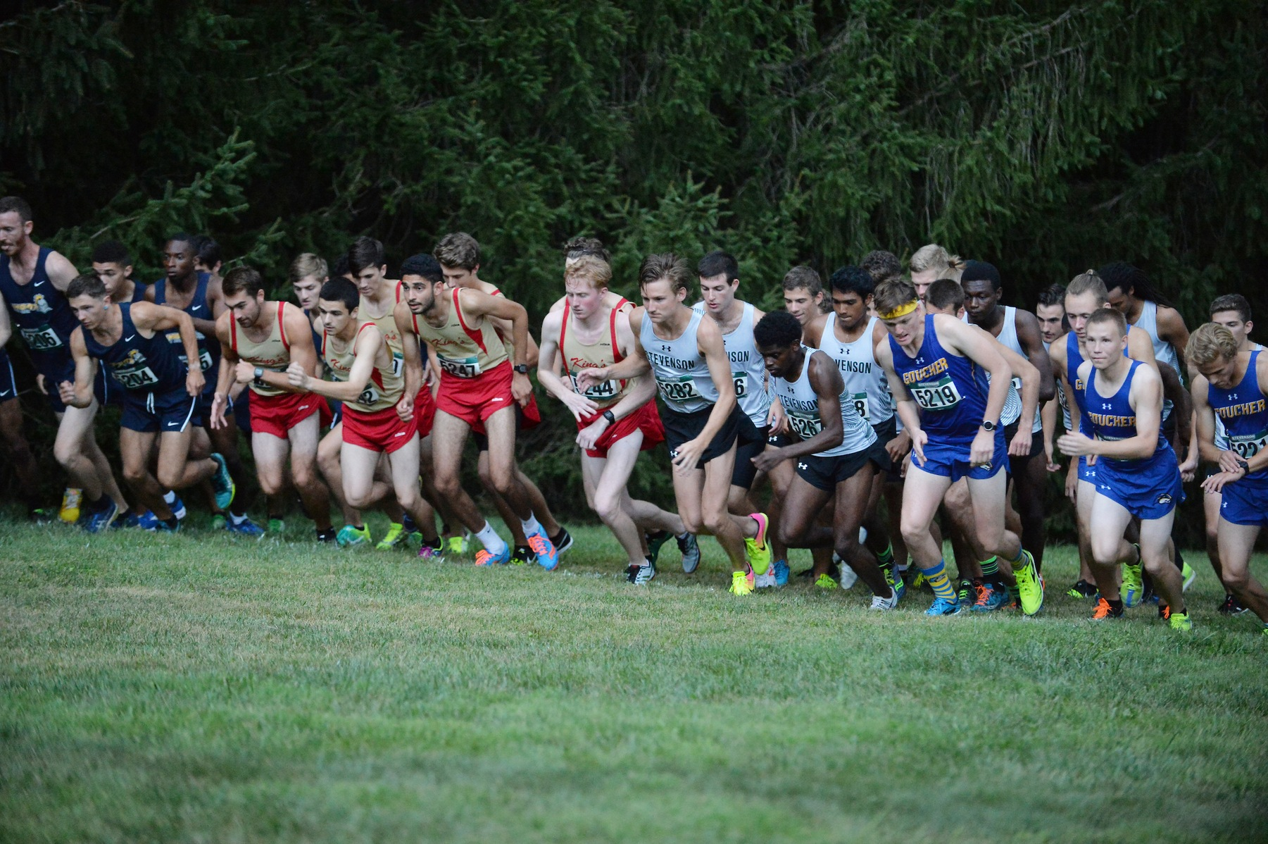 Gash Wins Shannon Henretty Invitational, Mustangs Take Second
