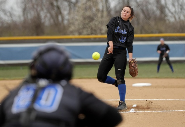DeDreu Sets New Hitting Record; Eagan Records 300th Win in Sweep of Hanover