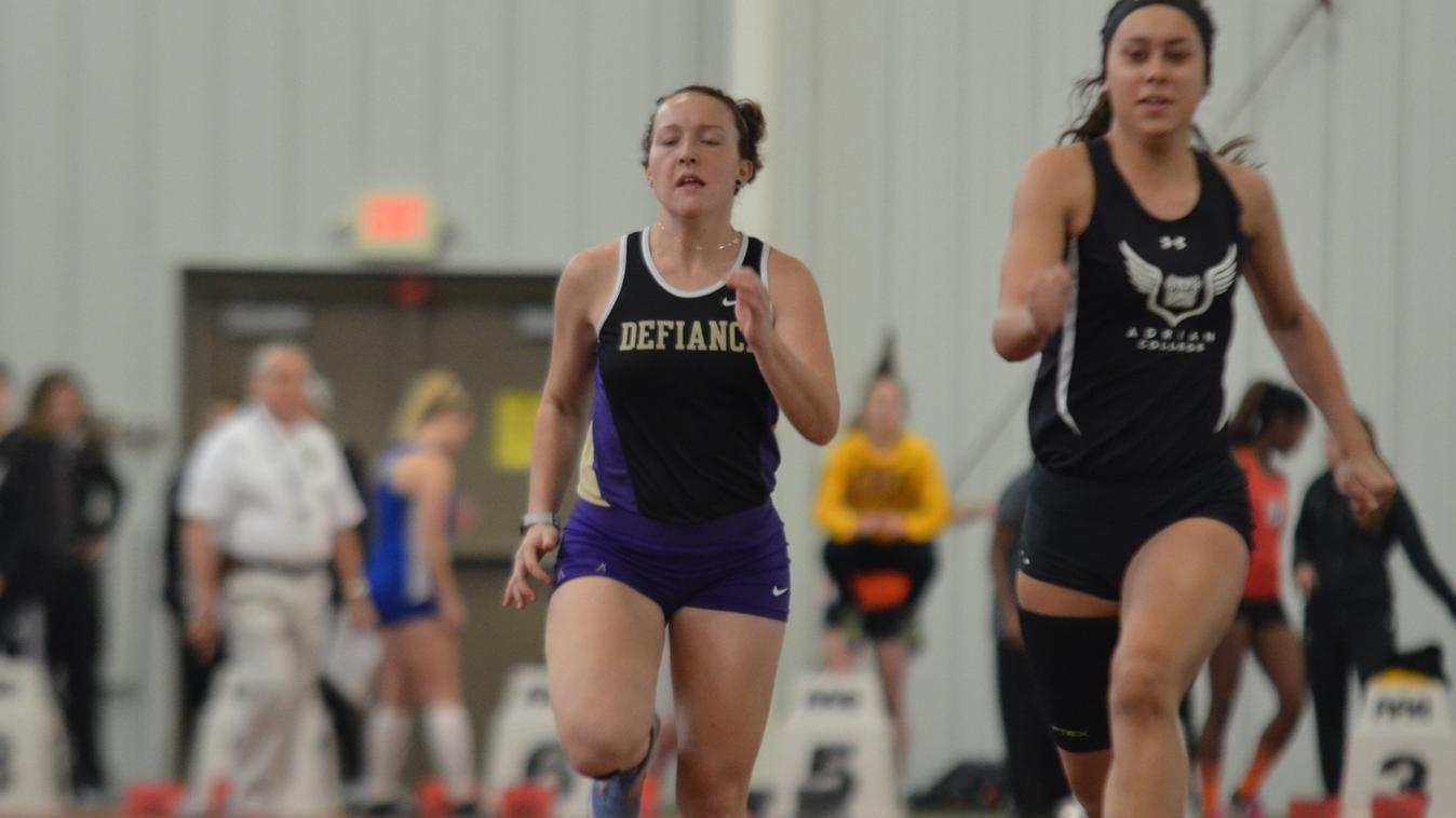 Women's Track Host Dick Small Invitational