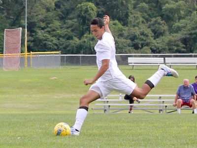 Men's Soccer: Mustangs strong showing over Hawks