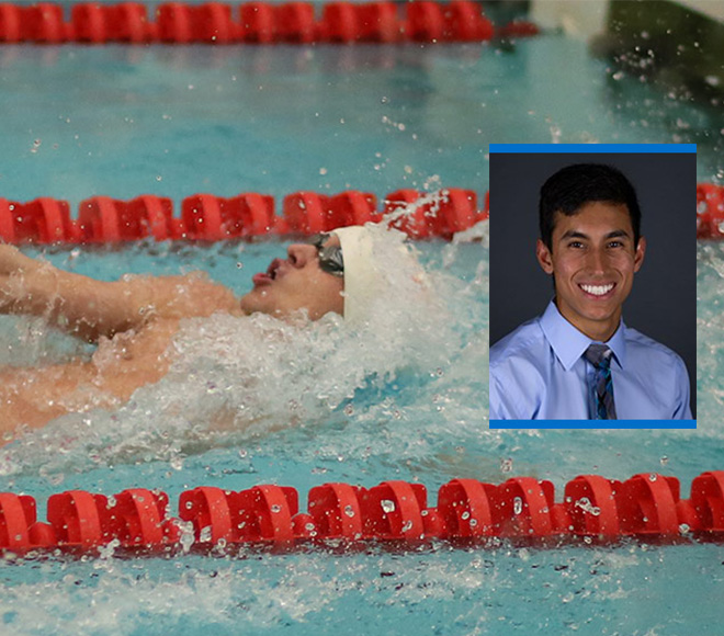 SUNYAC selects Men's Swimming & Diving Athletes of the Week