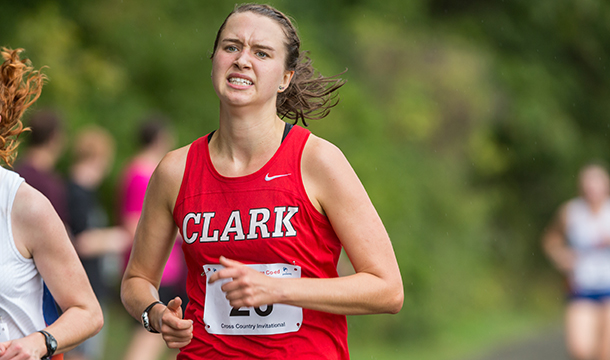 Women's Cross Country Third At City Championships