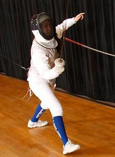 Blue Fencing Finishes Seventh at New England Championships
