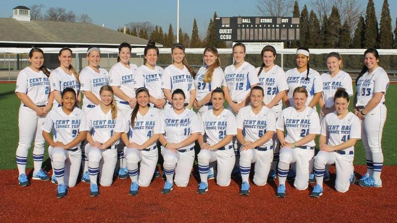 Softball to Host SHU for NEC Opener Saturday at 10 a.m.